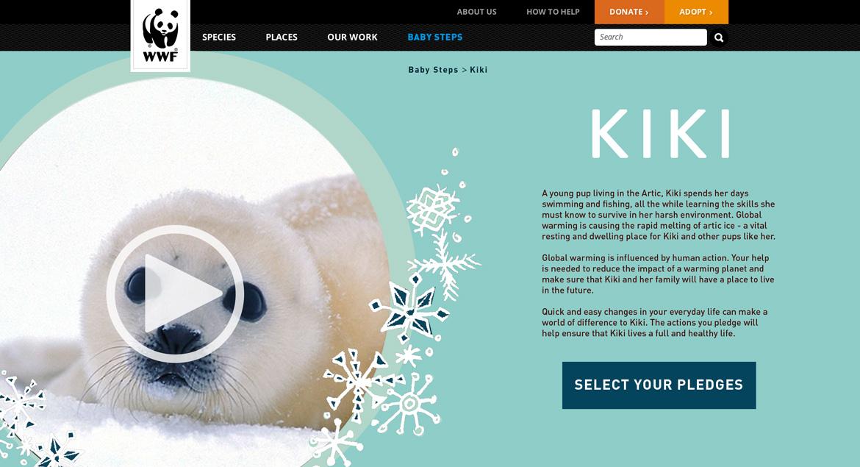 WWF-Kiki-Page
