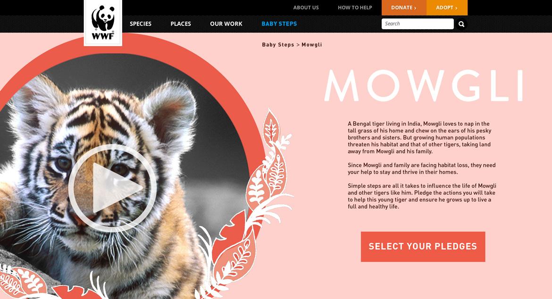 WWF-Mowgli-Page