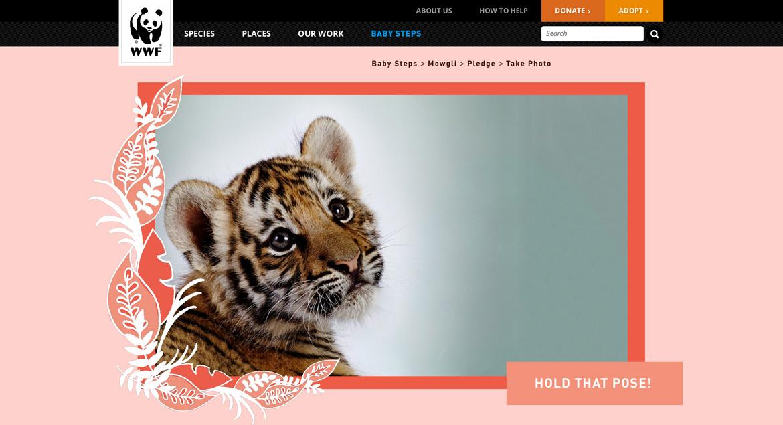 WWF-Mowgli-Photoshoot-Page