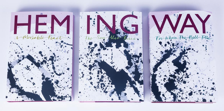 Hemingway-Book-Fronts