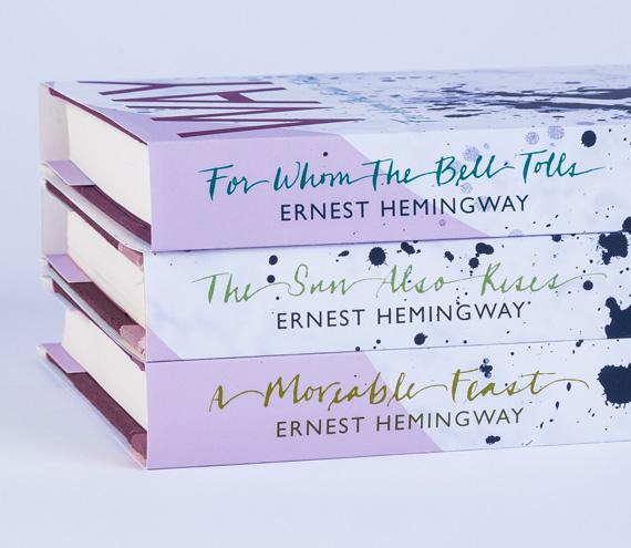 Hemingway-Book-Spines-2