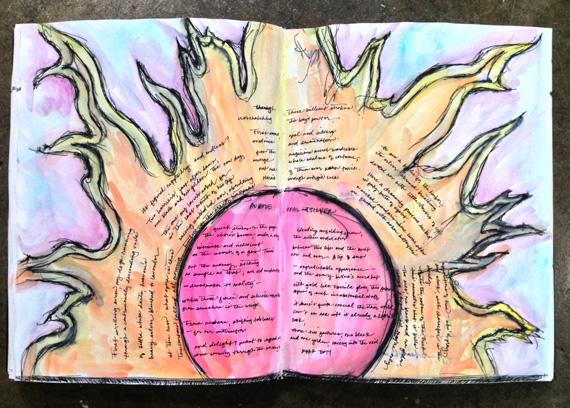 Sketchbook-Sun